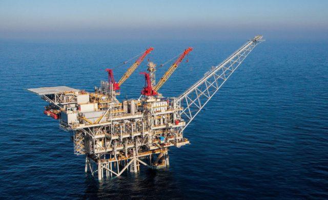 Israeli Gas, Source Noble Energy