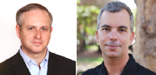 L-R CEO Adi Ruppin and Elad Rave, Ananda Networks Co-founders (source website)