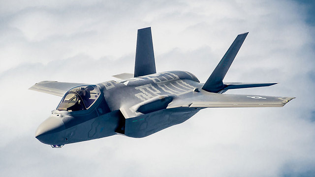 New F-35 fighter jet