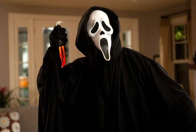 Scream Movie Clip