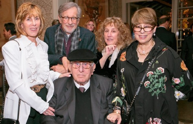 Steven Spielberg Arnold Spielberg Amblin