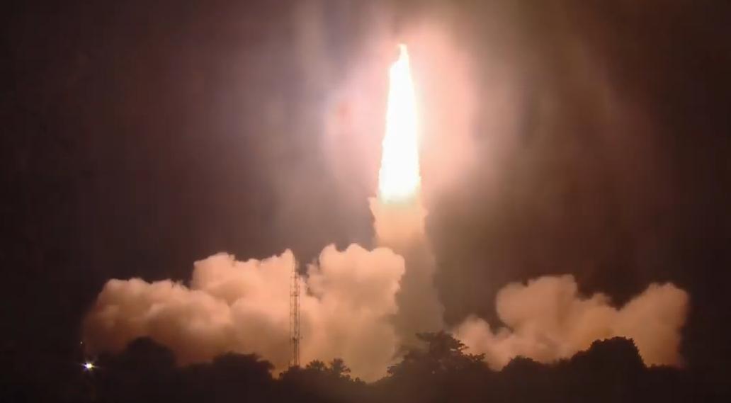 the DIDO satellite on orbit SpacePharma credit European Space Agency