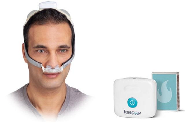 keepMED keePAP device
