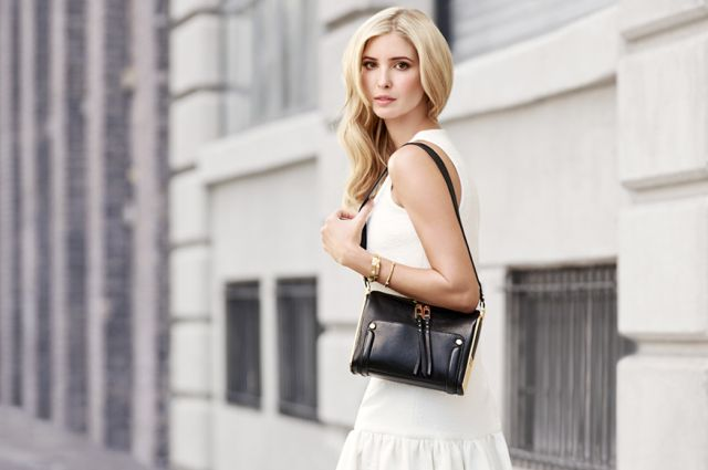 Nordstrom removes Ivanka Trump Collection