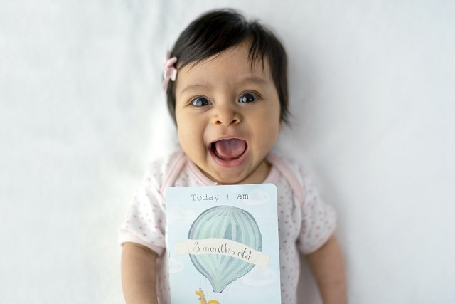 Infant from Unsplash